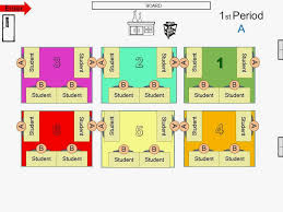 Group Seating Chart Template Classroom Seating Chart