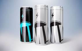 Drinks Can Design Promotional Energy Drink Can Design Chris Royston