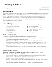 Brilliant Ideas Of Database Software Engineer Resume Marvelous