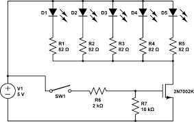 wkdcj png mosfet selection for 5v led circuit electrical engineering stack schematic