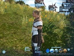 Topknot Hair Style ffxiv male hyurhuman top knot hairstyle style inspiration 8335 by wearticles.com