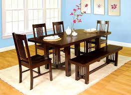 bedroomwinning dining room bench seat home design trestle style set big and small sets seating on amusing rustic small home