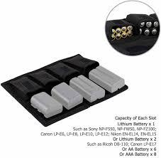 NP W235 Pin Máy Ảnh Túi Thẻ Nhớ Giá Đỡ Dành Cho Máy Ảnh Fujifilm X T4 XT4  Camera|Camera/Video Bags
