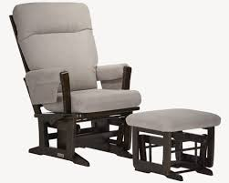 comfortable rocker glider for your interior decor dutailier classic wooden 827 modern glider chair