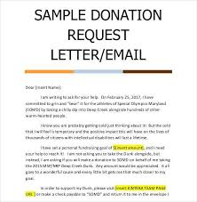 Request Letter Sample | This Site Provide The Information About ...