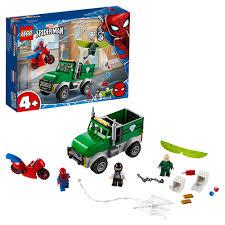 Купить <b>Конструктор LEGO Super Heroes</b> 76147 Ограбление ...