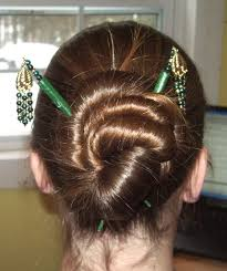 Chopstick Hairstyle hairstyles for hair sticks 9 steps with pictures 3022 by wearticles.com