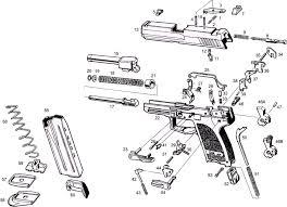 hk manuals 9mm Pistol Parts usp compact (9mm and 40 s&w) 9mm pistol parts