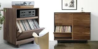 vinyl record storage furniture. Lp Storage Furniture Vinyl Record Rack Home Designing Claudiomoffa.info
