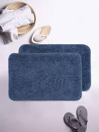bianca set of 2 bath rugs