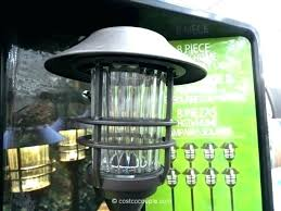 solar patio lights costco fence outdoor light solar landscape lights patio lamp lighting costco system in