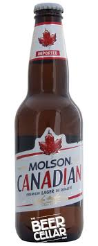 Buy Molson Canadian Brewed In Canada By Molson Breweries The Beer Cellar