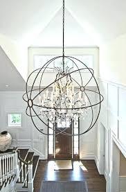 stunning 2 story foyer lighting furniture 2 story foyer chandelier popular house ideas intended for