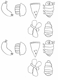 Small Picture Coloring Pages Very Hungry Caterpillar