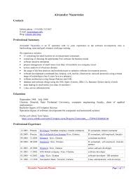 Resume Template Open Office Free Best Resume Templates For Inside