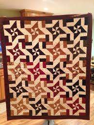 25 best Quilts by Me images on Pinterest | Quilting, Fabrics and ... & Disappearing Pinwheel quilt - Missouri Star Quilt Company tutorial Adamdwight.com