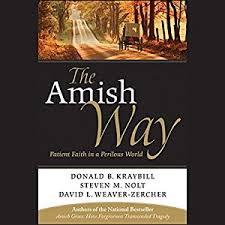 com the amish way patient faith in a perilous world  com the amish way patient faith in a perilous world audible audio edition donald b kraybill steve coulter steven m nolt audible studios