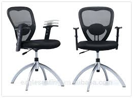 swivel chair without wheels stylish swivel office chair without wheels popular desk chairs without wheels with