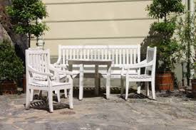 furniture outstanding wood patio furniture for your home design throughout white wooden patio furniture pertaining to