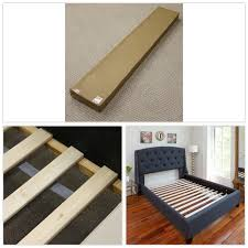 upc 849986011934 product image for modern sleep heavy duty wood bed slats bunkie board