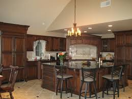 Kitchen Great Room Bringing The Outdoors In Kitchen Dining Great Room Addition Bel