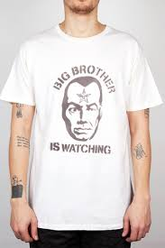 <b>Футболка OBEY Big</b> Brother Is Watching (Light Heather Grey ...