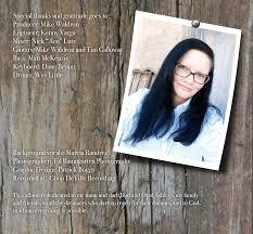 Bobbie Jean Ashley Releases First Album – Jasper County Daily News