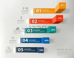 Stock Vector Diagram Design Information Design Infographic