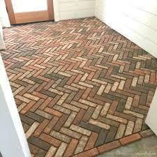 brick veneer flooring. Brick Flooring Veneer