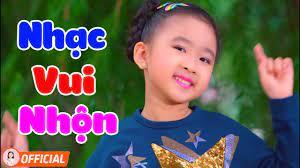 7 Bài Hát Thiếu Nhi Vui Nhộn Cho Bé Ăn Ngon - Nhạc Thiếu Nhi Sôi Động - Bé  Candy Ngọc Hà - YouTube