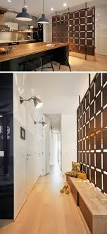 15 Creative Ideas For Room Dividers // Artistic geometric wall ...