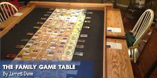 Wooden Game Table Plans Coolest DIY Gaming Tables Webb Pickersgill 8