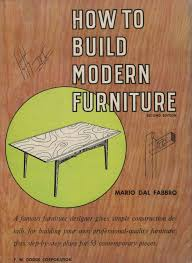 diy contemporary furniture. How To Build Modern Furniture, Second Edition By Mario Dal Fabbro. F.W. Dodge Corporation Diy Contemporary Furniture D
