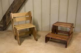 two in one furniture. Children\u0027s Furniture. Two-in-one-step-and-chair Two In One Furniture E