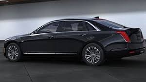 2018 cadillac black. interesting 2018 photo 5 jet black 2018 cadillac ct6 premium luxury in novi mi exterior  view intended cadillac black