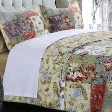 country cottage patchwork cotton quilt set patchwork duvet cover patterns free patchwork duvet cover tesco patchwork