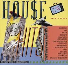 Various Dance House Hits Uk 2 Lp Vinyl Record Set Double Album