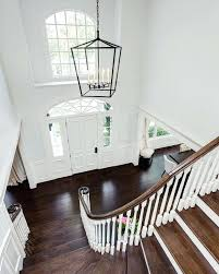chandelier for two story foyer photo 5 of 5 a stately lantern style light fixture hangs chandelier for two story foyer