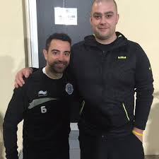 bateson on xavi is happy it s he said it was a bateson87 on xavi is happy it s 1 0 he said it was a good goal he loves barca t co jbamfwetp2