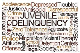 Resultado de imagen de delincuencia juvenil