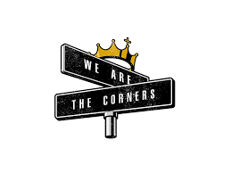 We Are The Corners | Logo design inspiration, Corner designs, Logo design