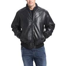 bgsd men s lambskin leather er jacket 0