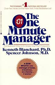 one minute manager essay the one minute manager image source