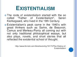 atheistic existentialism 5
