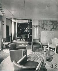 art deco interior inspiration saloon