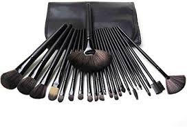 mac 24 piece cosmetic makeup brush set