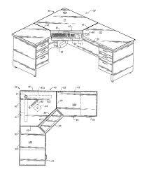 296 best office images on pinterest desks homes and woodworking office desk design plans e15 office
