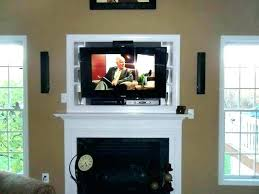 mounting tv above gas fireplace how to mount above fireplace wall mount over fireplace ideal mounting mounting tv above gas fireplace