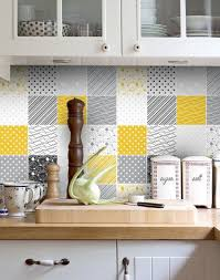 kitchen vinyl tile backsplash stick on tiles and bathroom stickers self adhesive ceramic wall tiles