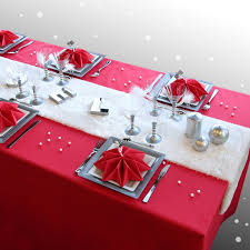 red christmas table decorations. adorable christmas table decorations 46 ideas red r